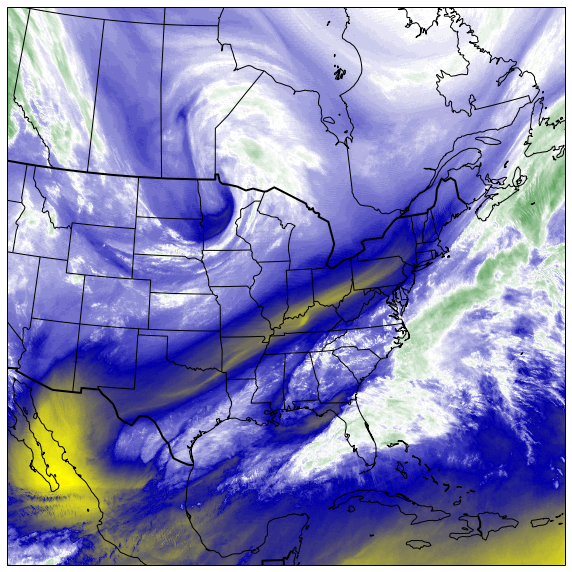 Water Vapor Sample Image