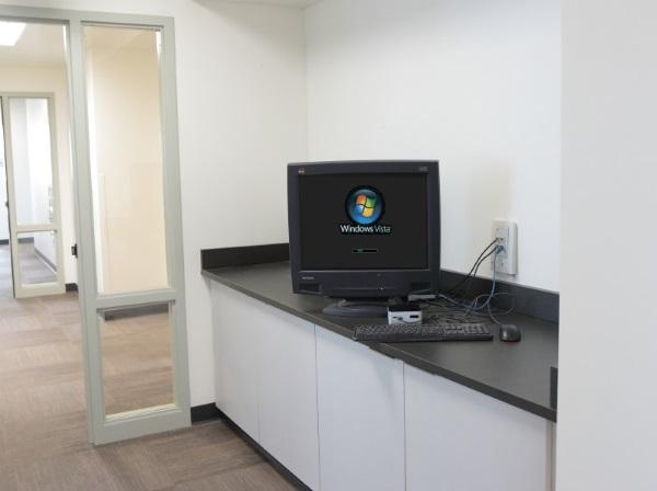 Data Hallway