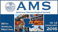 AMS Meeting 2016