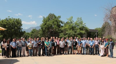 The 2015 Unidata Users Workshop — Data-Driven Geoscience: Applications, Opportunities, Trends, and Challenges — drew participants from across the atmospheric and other geosciences communities.